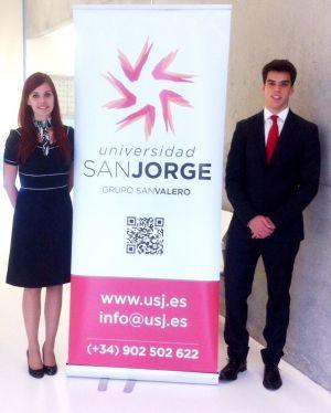 Azafatas+Azafatos+Usj+Eventos+Universidad+Universidadsanjorge+Zaragoza